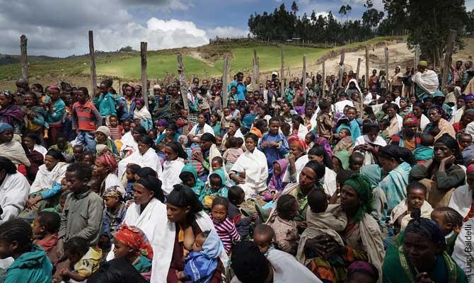 CUAMM in Ethiopia