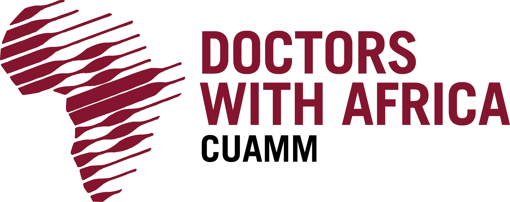 Doctors with Africa CUAMM Logo