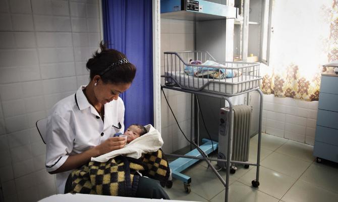 Neonatologia Etiopia